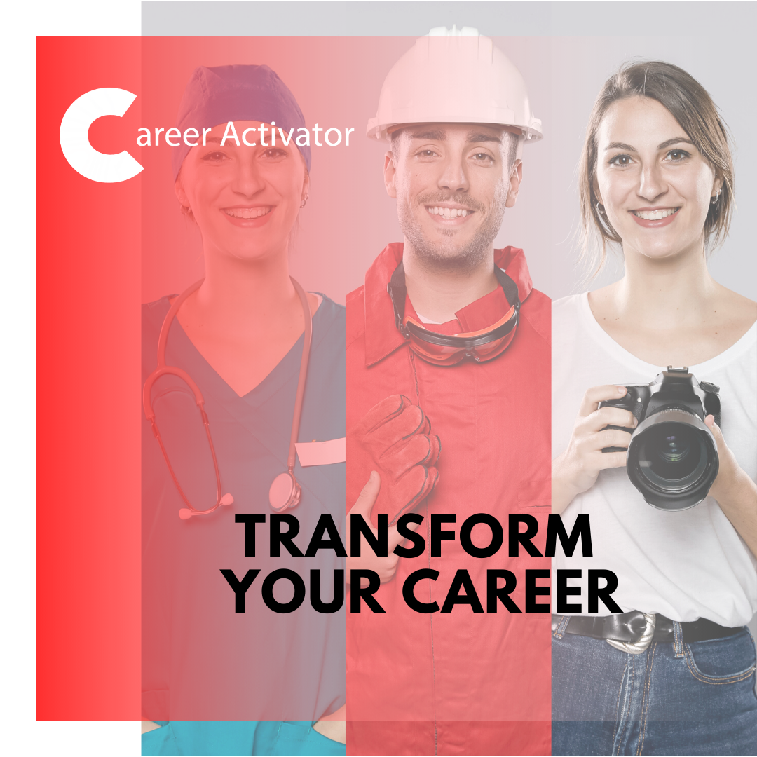 Transform your career