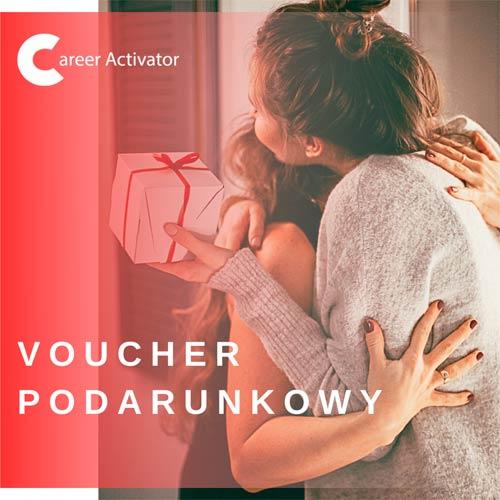 Voucher podarunkowy - CareerActivator